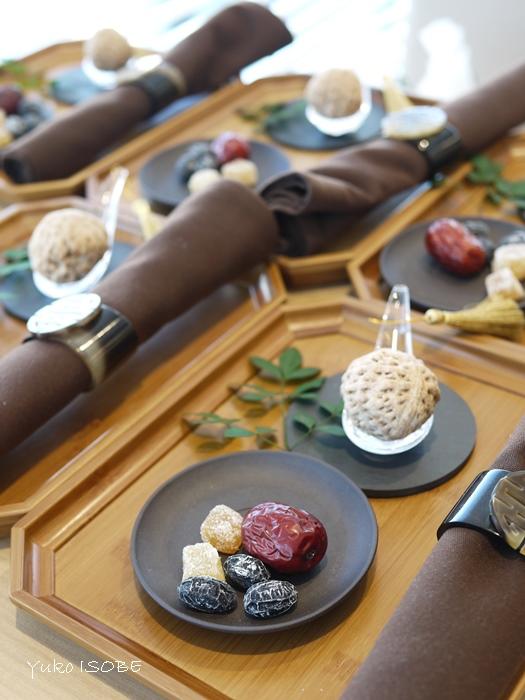「季節を楽しむ中国茶」@一蔵_a0169924_11284250.jpg
