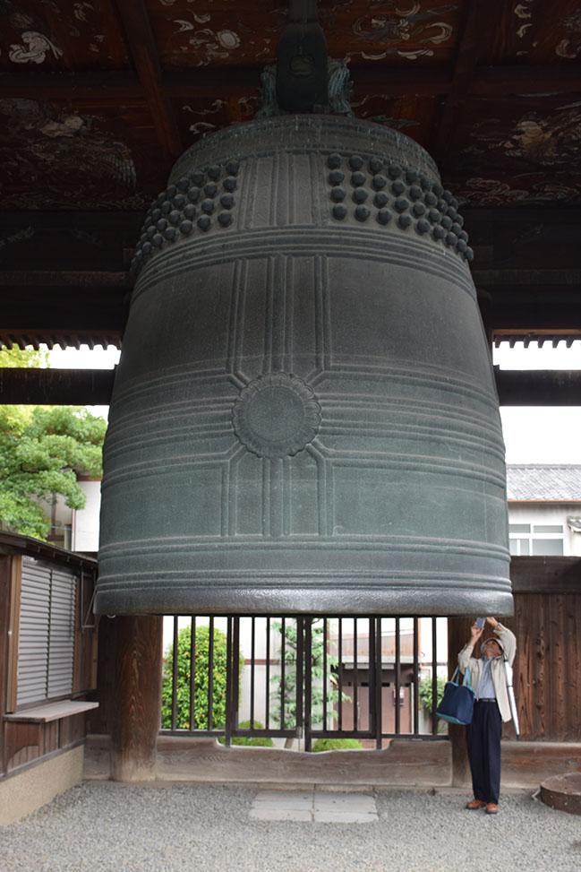 大坂の陣400年記念ゆかりの地めぐり その38 ~方広寺大仏殿の梵鐘~_e0158128_14224644.jpg