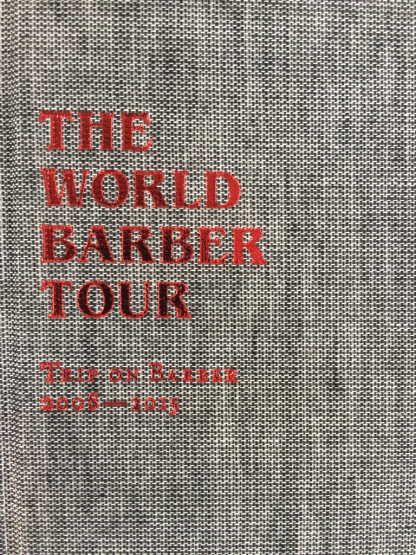 『THE WORLD BARBER TOUR』発売_e0100332_12570723.jpg