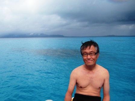 透明度最高な黒島へ~♪_a0189838_164067.jpg