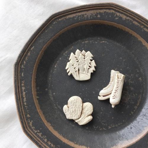 「Fleurs et de la poterie ー花と陶器ー 内山太朗 小菅幸子 二人展」終了しました。_e0060555_10562487.jpg