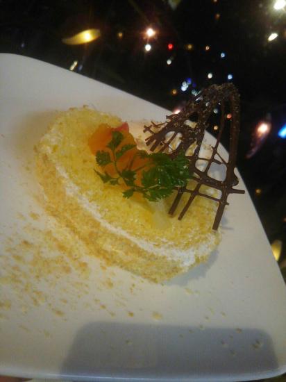 MERRY CHRISTMAS  atVILLA ROSSO tre_f0104159_17421139.jpg