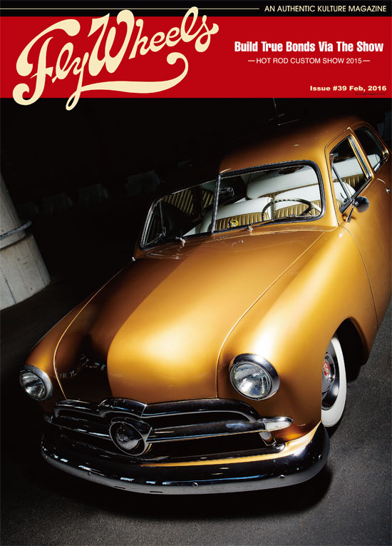 入荷案内 Fly Wheels Issue #39_e0254972_16594031.jpg