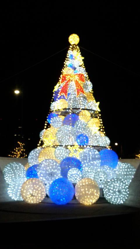 クリスマスホテル・ペニンシュラ東京_d0339676_17562283.jpg