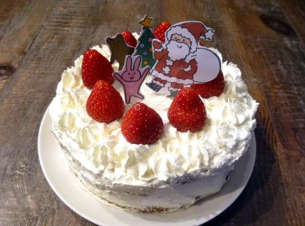 クリスマスケーキ2015年版_d0272182_23530706.jpg