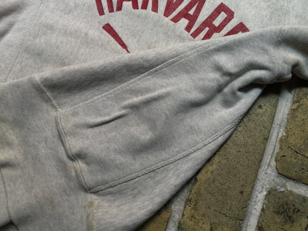 神戸店12/26(土)Vintage入荷!#5 1960\'s   Champion R.W. Sweat! Athletic Item!!!(T.W.神戸店)_c0078587_22532099.jpg