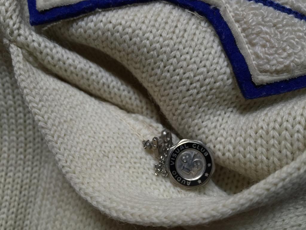 神戸店12/26(土)Vintage入荷!#5 1960\'s   Champion R.W. Sweat! Athletic Item!!!(T.W.神戸店)_c0078587_23112967.jpg