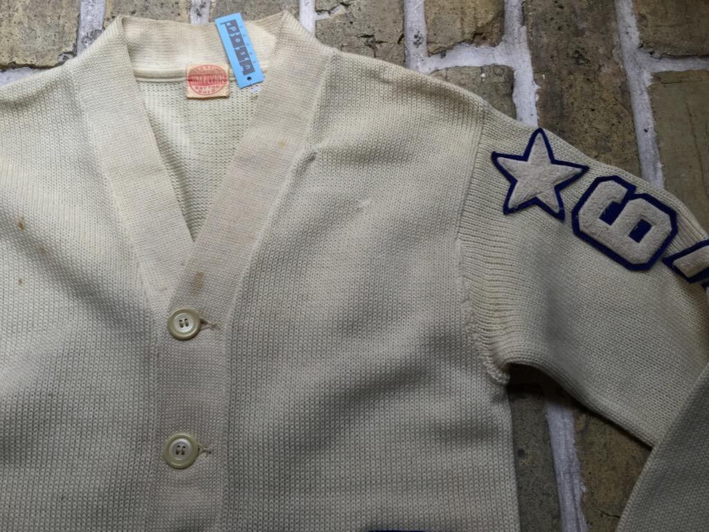 神戸店12/26(土)Vintage入荷!#5 1960\'s   Champion R.W. Sweat! Athletic Item!!!(T.W.神戸店)_c0078587_2392468.jpg