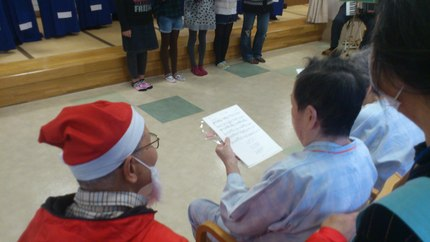 クリスマス会その2_b0159098_174196.jpg