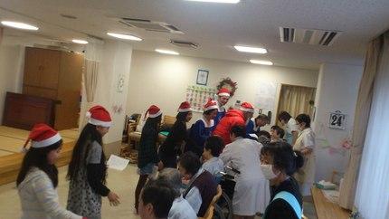 クリスマス会その2_b0159098_174503.jpg