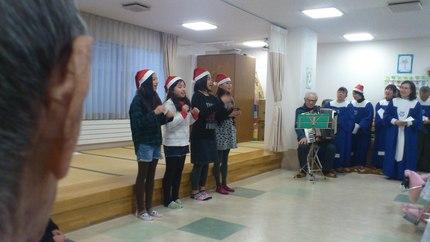 クリスマス会その2_b0159098_1761871.jpg