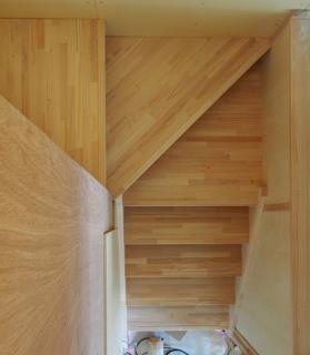 階段完成_c0039501_1553362.jpg