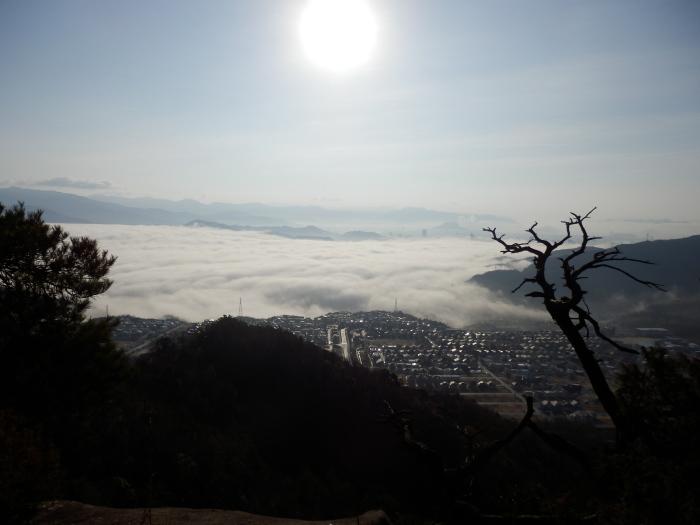 火山から武田山_f0219710_13390163.jpg