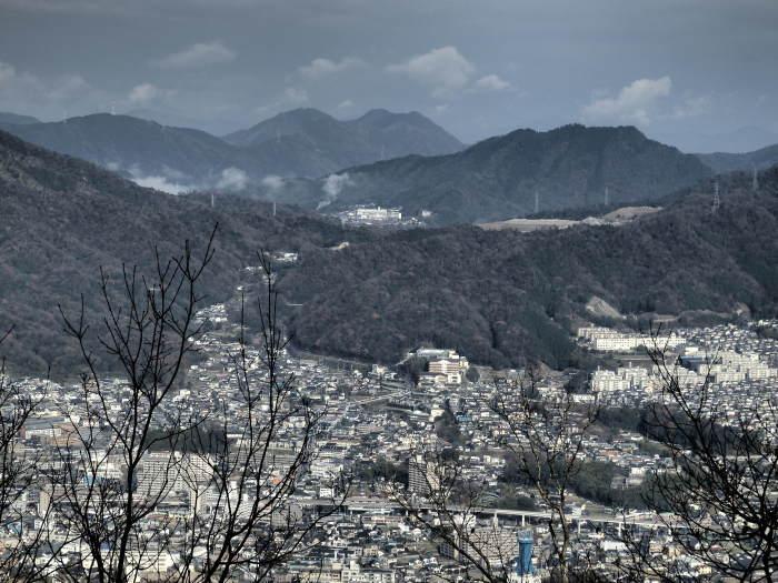 火山から武田山_f0219710_13581250.jpg