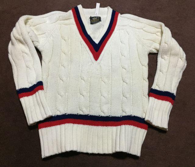 12月26日(土)入荷!=IVY= 60\'s~70\'S CAMPUS クリケットセーター!_c0144020_15382516.jpg