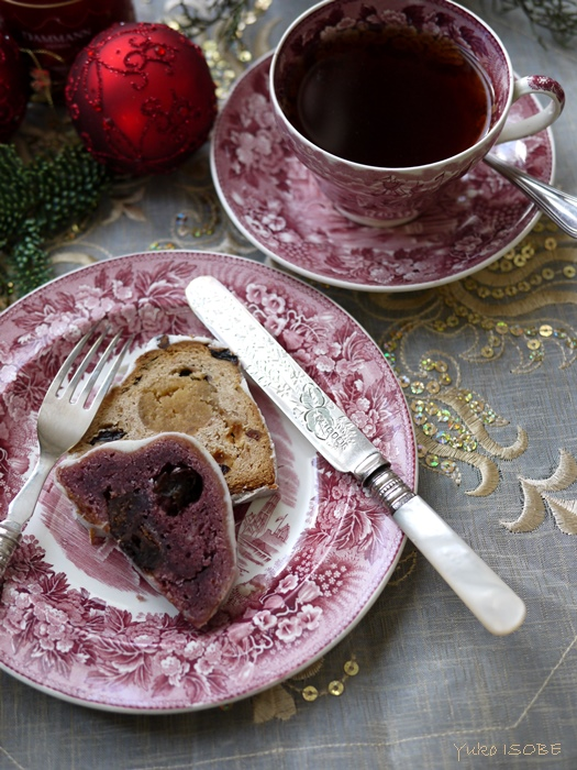 Tea time in holiday_a0169924_10462149.jpg
