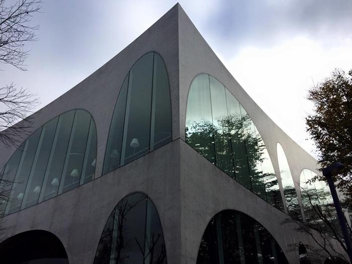 多摩美術大学 八王子図書館+スタジオ / iPhone 6_c0334533_18401324.jpg