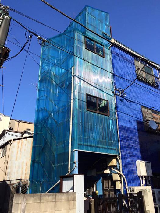 杉並区高円寺南 / iPhone 6_c0334533_19024461.jpg