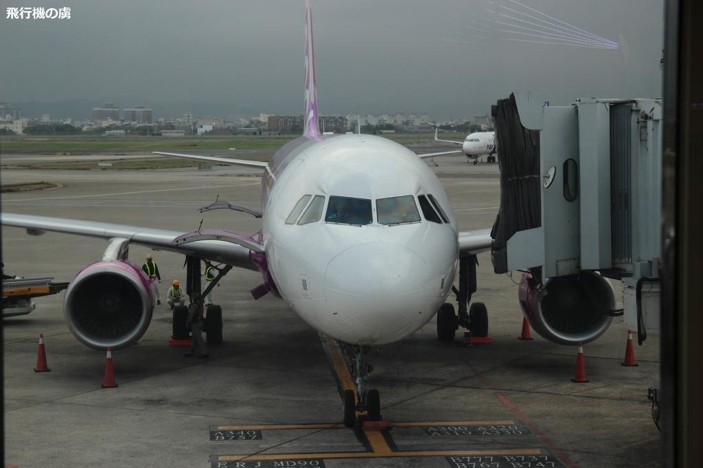 那覇空港から台湾に行ってきました Peach(MM)_b0313338_23270567.jpg