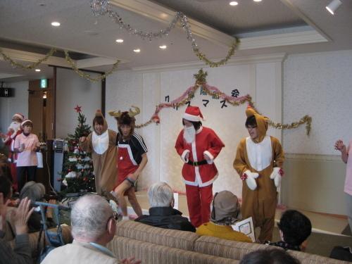 クリスマス会_e0163042_16361774.jpg