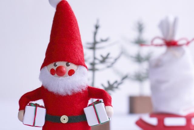 サンタクロースは睡眠不足_c0199544_2129063.jpg