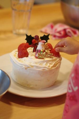 クリスマスケーキ2015_c0110869_6372659.jpg