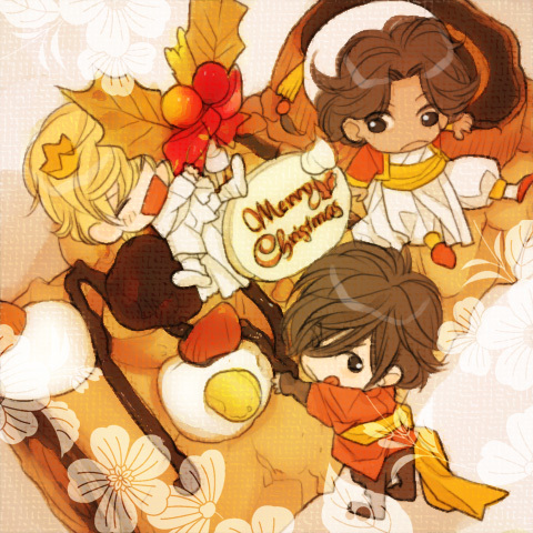 Merry X-mas!_a0342172_16202554.jpg