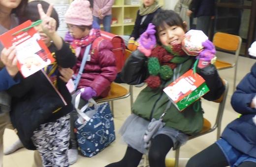 ☆たくさんのメリークリスマス☆_c0186983_1938591.jpg