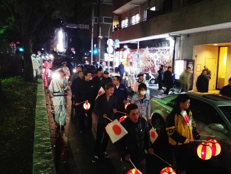 平成廿七年 十二月廿三日 天長節奉祝日乃丸大行進參加 於横濱市内_a0165993_2228540.jpg