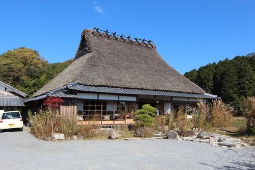 篠山郊外の一会庵での麦_e0054299_11471332.jpg