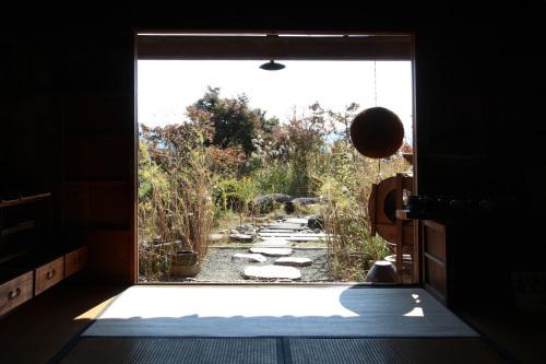 篠山郊外の一会庵での麦_e0054299_11472849.jpg