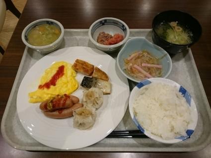 12/26  朝食バイキング@ホテルフォルツァ長崎_b0042308_10324784.jpg