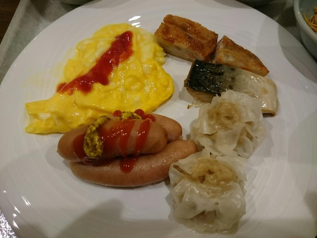 12/26  朝食バイキング@ホテルフォルツァ長崎_b0042308_10325068.jpg
