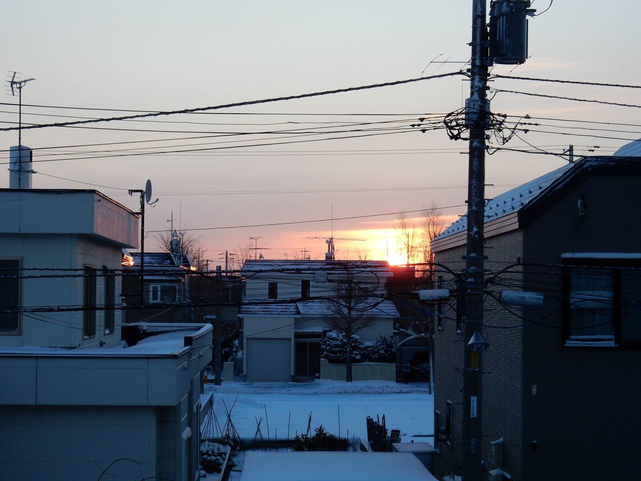 冬至から4日後の日の出_c0025115_22224361.jpg