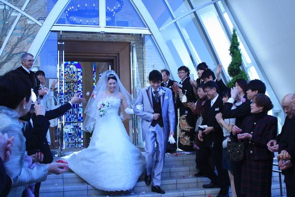 またまた結婚式~_f0229217_21185223.jpg