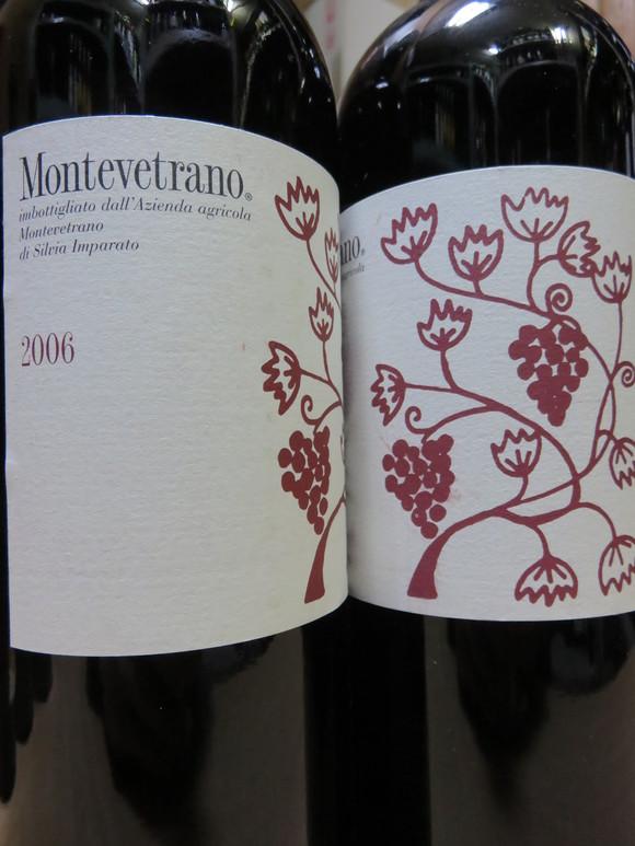 モンテヴェトラーノ 2006年。_d0212522_2012552.jpg