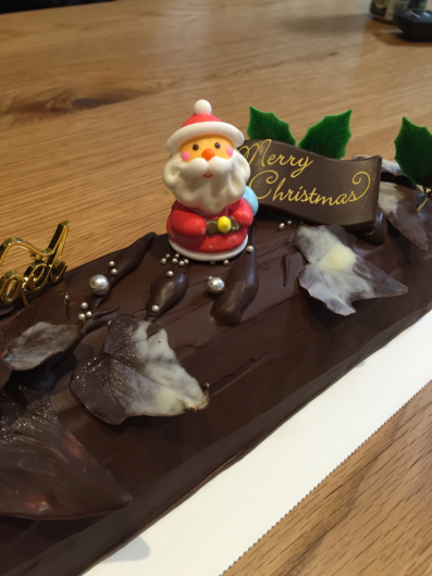 クリスマスケーキ。_b0135325_01443218.jpg