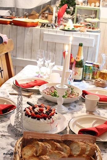 2015我が家のクリスマスは今年もホームパーティ♪_f0023333_21072186.jpg