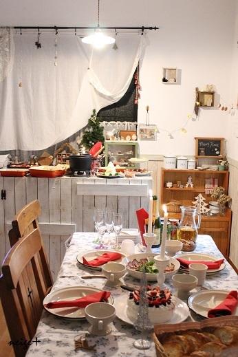 2015我が家のクリスマスは今年もホームパーティ♪_f0023333_21073126.jpg