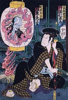 東海道四谷怪談とサンジェルマンのパン_c0030645_1991100.jpg