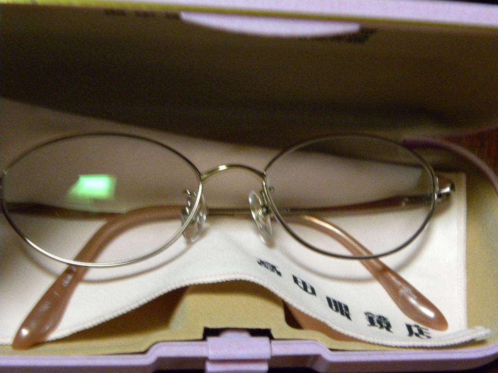 眼鏡を作りました_c0162773_12410284.jpg