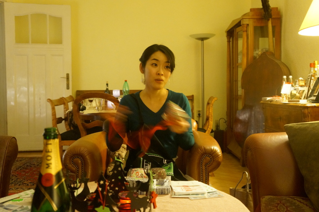 クリスマスの晩餐2014_c0180686_08494677.jpg