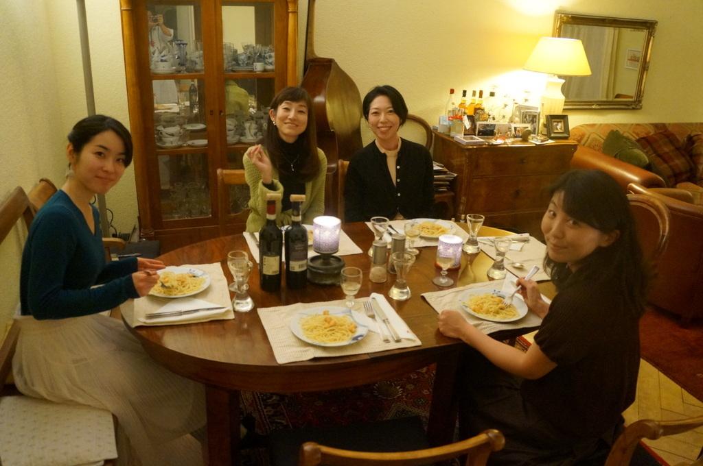 クリスマスの晩餐2014_c0180686_08521127.jpg