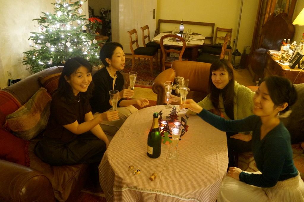 クリスマスの晩餐2014_c0180686_08530159.jpg