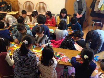 教室クリスマス会_c0106100_11095304.jpg