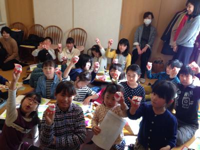 教室クリスマス会_c0106100_11095316.jpg