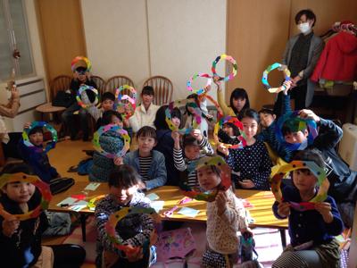 教室クリスマス会_c0106100_11095325.jpg