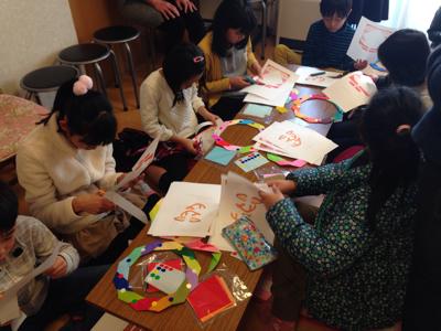 教室クリスマス会_c0106100_11095338.jpg