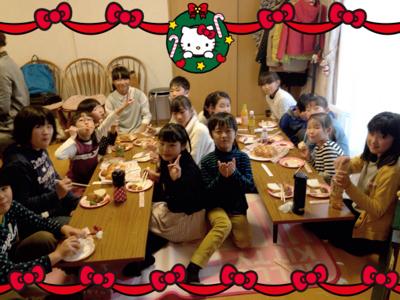 教室クリスマス会_c0106100_11331154.jpg