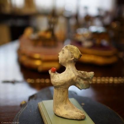 ~ 祈りの光 † Prière de Noël ~ 12/12~20 ☆ 展示風景_c0203401_19511733.jpg